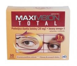 MaxiVision, Asa, 30 kapsułek