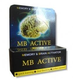MB Active, tabletki, 20 szt