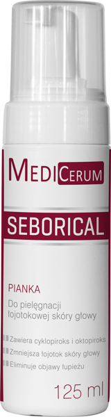 Medicerum Seborical, 125 ml