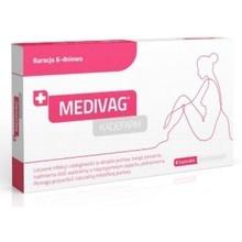 Medivag, Kadefarm, kapsułki dopochwowe, 6 szt