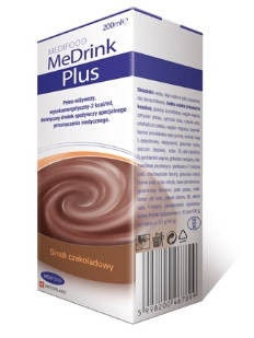 MeDrink Plus Kawowy, MediFood, płyn, 200 ml