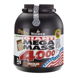 WEIDER - Mega Mass 4000 - 3000g