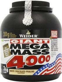 WEIDER - Mega Mass 4000 - 3000g - Czekolada
