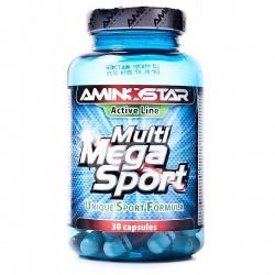 AMINOSTAR - Mega Multi Sport - 30 kap