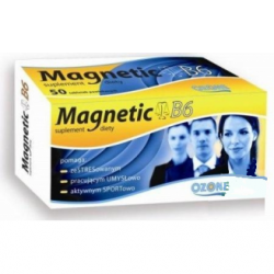 OZONE MAGNETIC B6, 50 TABLETEK