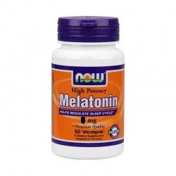 NOW - Melatonin - 60 kaps