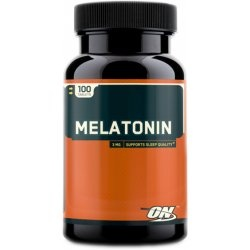 OPTIMUM - Melatonin - 100 tabl
