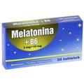 Melatonina + B6 (3mg + 10mg), tabletki, 30 sztuk
