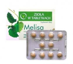 Melisa, tabletki powlekane, 30 szt