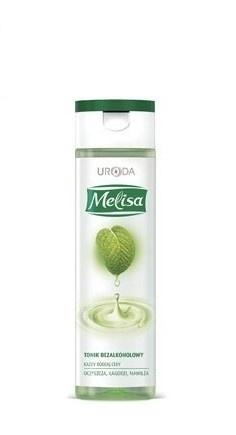 Melisa - Tonik bezalkoholowy do cery delikatnej, wrażliwej i normalnej, 200 ml