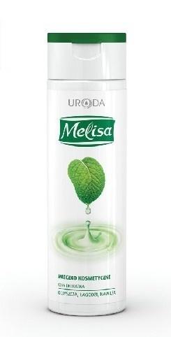 Melisa - Mleczko Kosmetyczne do cery delikatnej, wrażliwej i normalnej, 200 ml