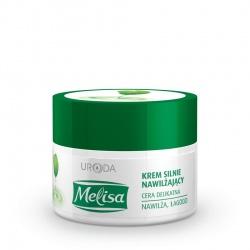 Melisa - Krem silne nawilżający do cery delikatnej, wrażliwej i normalnej, 50 ml