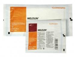 Melolin - nieprzywierający opatrunek