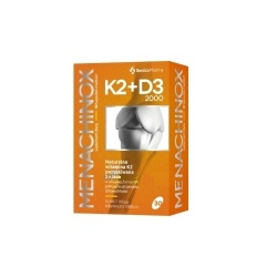 Menachinox K2 + D3