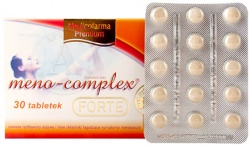 Meno-Complex Forte, 30 tabletek