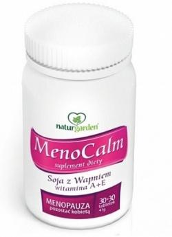 MenoCalm, tabletki, 60 sztuk