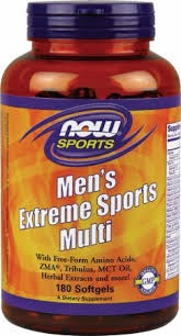NOW - Men's Extreme Sports Multivitamin - 90 softgels