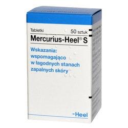 Heel-Mercurius S, tabletki, 50 szt