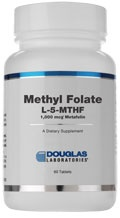 Methyl Folate, 60 kapsułek