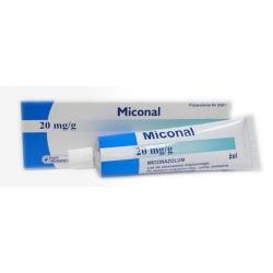 Miconal, żel, 20 mg g, (2%), 30 g