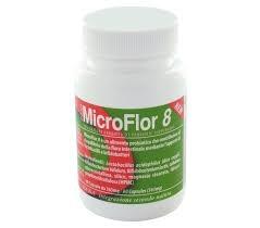 MicroFlor 8, 60 kapsułek