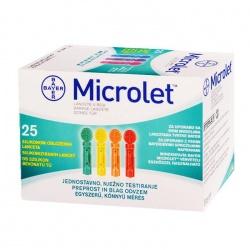Microlet, 25 szt