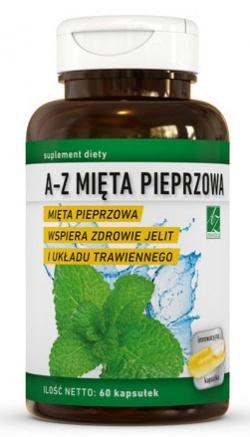 A-Z Mięta pieprzowa - suplement diety