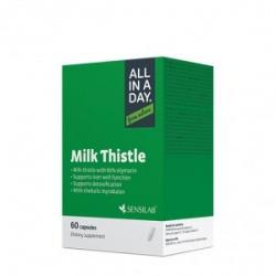 SENSILAB  Milk Thistle, 60 kapsułek
