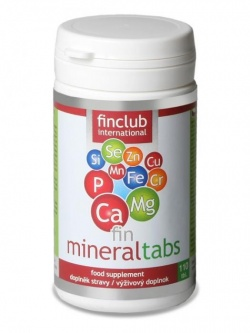 MineralTabs, tabletki, 110 tabl