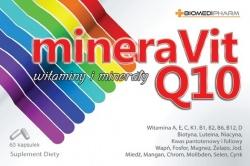 MineraVit Q10, 60 kapsułek