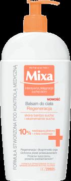 Mixa, Regeneracja, balsam do ciała, regenerujący, 400 ml,