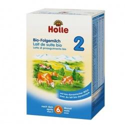 HOLLE  Mleko 2 BIO, 600 g