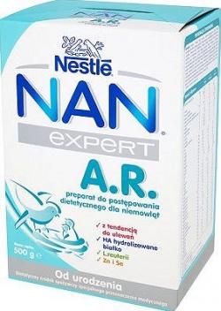 Mleko Nan Expert
