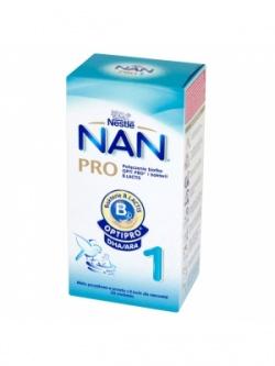 Mleko Nan Pro 1 proszek od urodzenia 350g