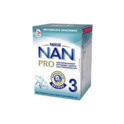 Nan Pro 3, mleko w proszku, 2x400g