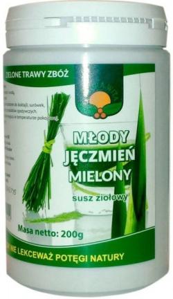 Młody Jęczmień, proszek, 200 g