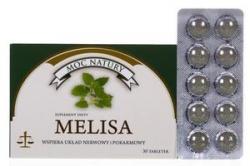 Moc Natury Melisa, tabletki, 30 szt