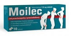 Moilec, 10 tabletek