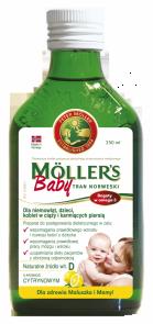 Moller`s Baby Tran Norweski
