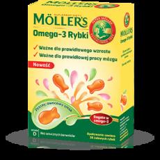 Moller`s Omega-3 Rybki