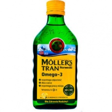 Moller`s Tran Norweski