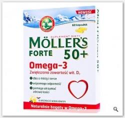 Moller's Forte 50+