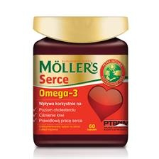 Moller`s Serce, 60 kapsułek