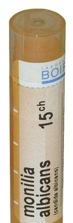 Monilia albicans 15CH, granulki, 4g