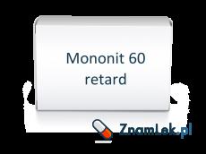 Mononit 60 retard
