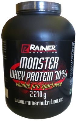 RAINER - Monster Whey - 2270g