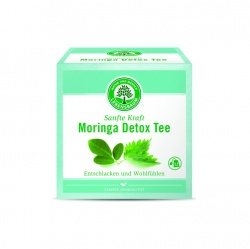 Moringa Detox Tee, Lebensbaum, 12 saszetek