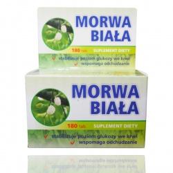 DOMOS  Morwa biała, 180 tabletek