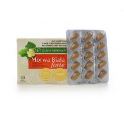 Morwa Biała Forte, tabletki, 30 szt