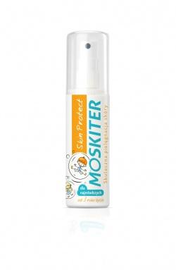 Moskiter Skin Protect, spray 100ml